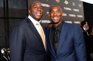 Magic Johnson 認證:「Kobe Bryant 是湖人隊史上最偉大的球員。」