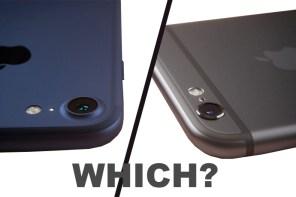 """二選一單元/iPhone 7 的抉擇,你要留 """"Deep Blue"""" 或 """"Space Grey""""?"""