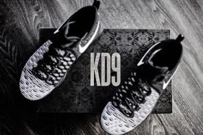 """編輯開箱/對現在的 """"他"""" 來說是雙完美的球鞋:Nike KD9「Mic Drop」配色"""