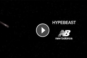 實鞋「開箱影片」曝光?!Hypebeast X New Balance 聯名強勢來襲!