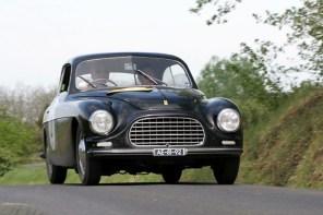 藍寶堅尼還在玩牛車呢!超越一甲子年紀的 Ferrari 166 Inter Coupe 即將拍賣