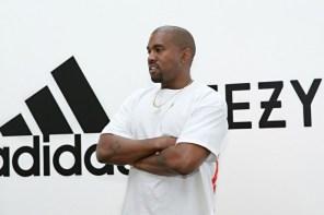 肯爺正式宣告!將與 adidas 合作發展 Yeezy 籃球鞋系列