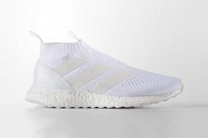 極致簡化的俐落潔白,adidas 發佈全新中筒 Ultra Boost 全白版本