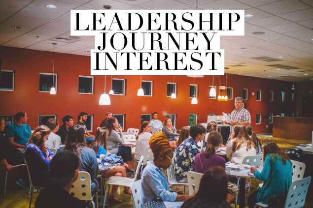 Leadership Journey Interest