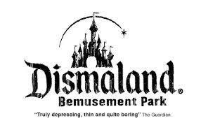 ディズマランドのロゴ
