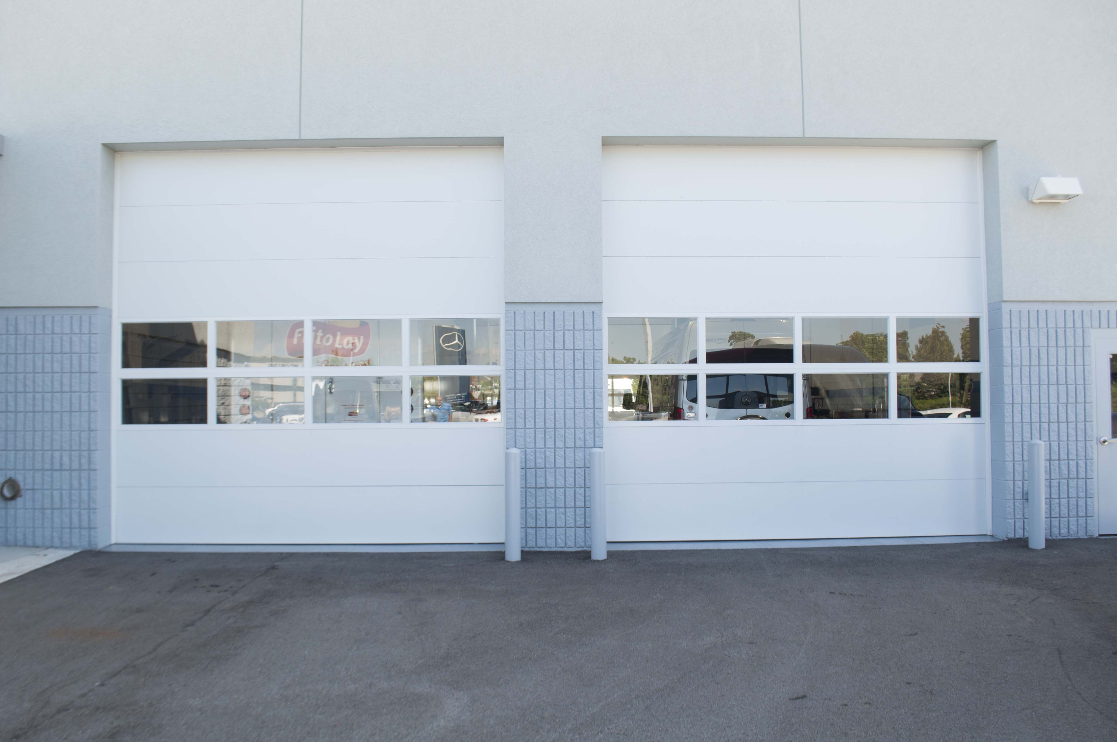 Garage Doors Knoxville Knoxville Commercial Garage Door Projects Overhead Door