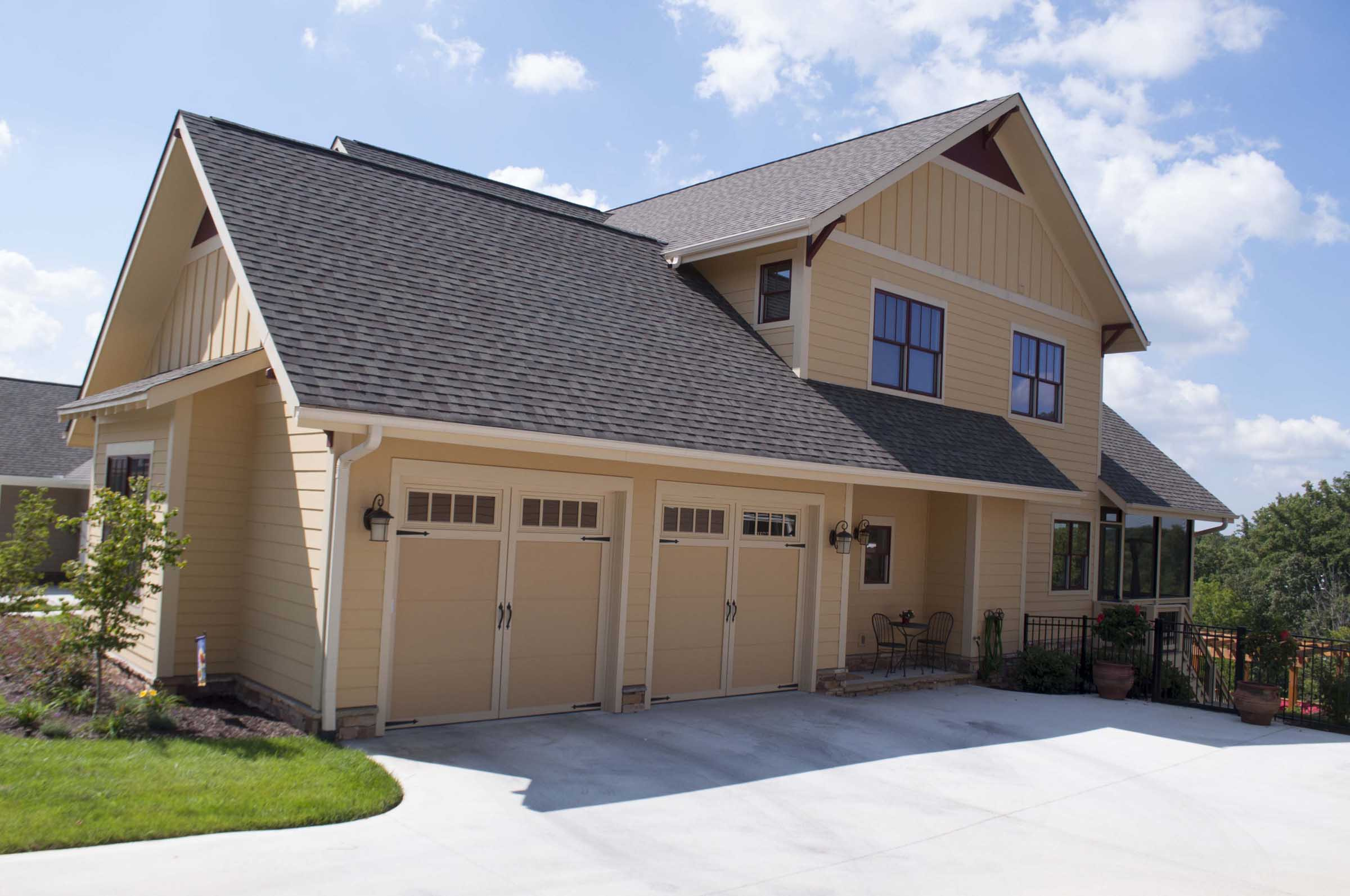 Garage Doors Knoxville Knoxville Residential Garage Door Projects Overhead Door Company