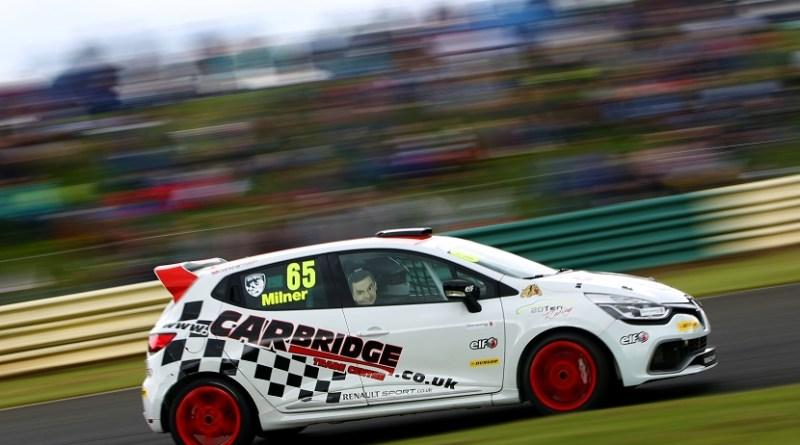 Craig Milner (GBR) 20Ten Racing Renault Clio Cup