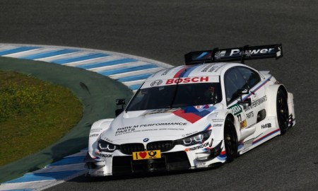 Jerez de la Frontera (ES) 02nd December 2015. BMW Motorsport, Young Driver DTM Testing, George Russell (GB) BMW Performance Parts M4 DTM. This image is copyright free for editorial use © BMW AG (12/2015).