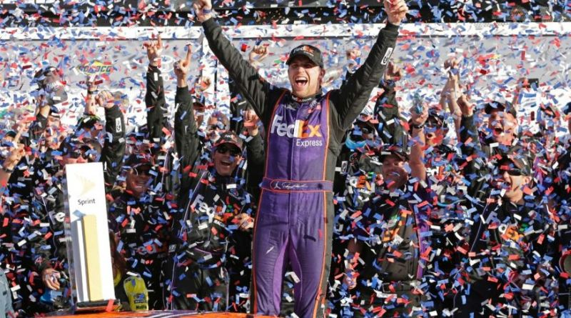 denny-hamlin-wins-daytona-500-in-closest-finish-ever