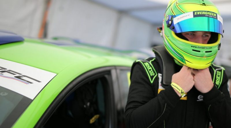 Dan Zelos (GBR) Ciceley Motorsport Renault Clio Cup