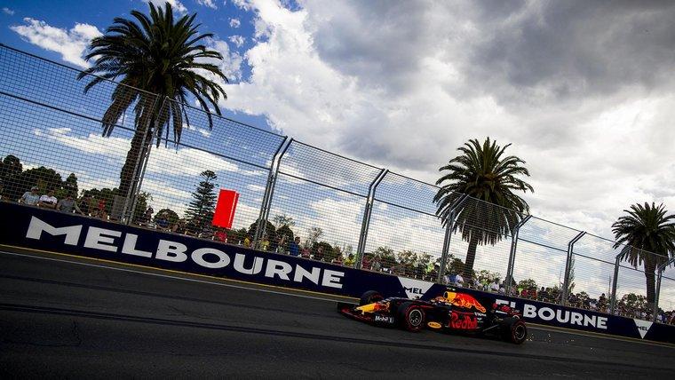 Australia Red Bull Quali
