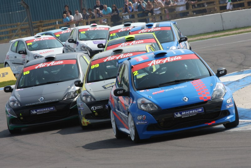 James Colburn (GBR) Westbourne Motorsport Renault Clio Cup