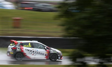 James Colbourn (GBR) PP Motorsport Renault Clio Cup
