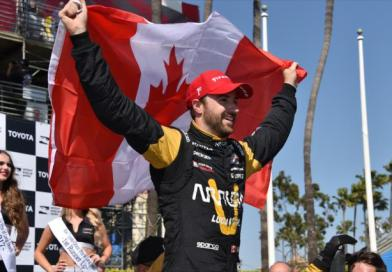 Hinchcliffe wins Long Beach while Andretti Autosport falls and Dale Coyne Racing stay strong