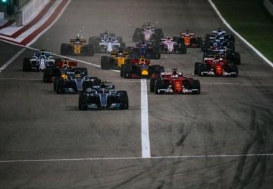 Vettel Beats Hamilton to Bahrain Victory