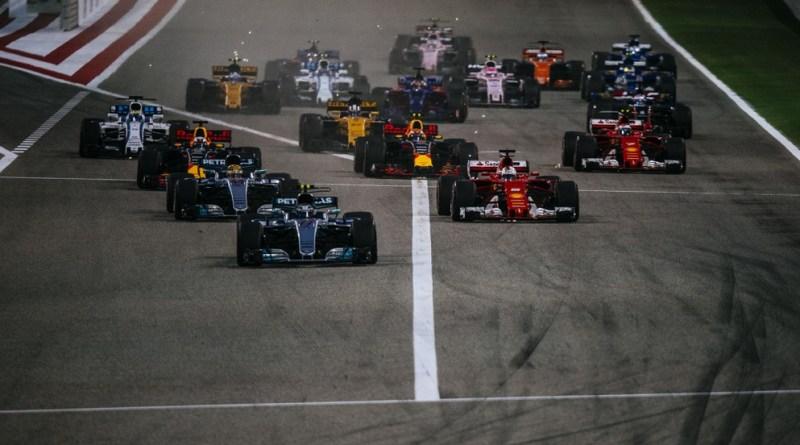 Bahrain Ferrari Race
