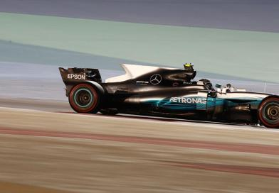 Bottas Gets First Ever Pole In Bahrain.