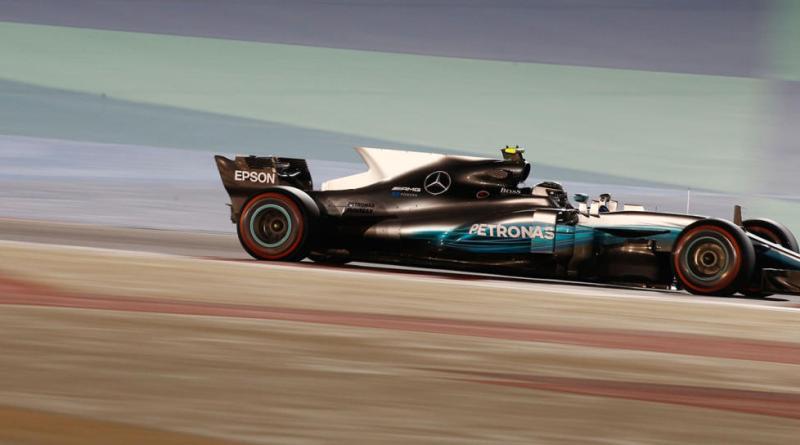 Bahrain Mercedes Quali