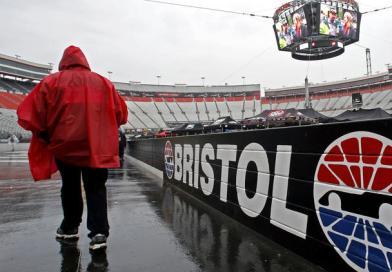 Rain forces Food City 500 postponement to Monday