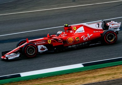 Hamilton on Pole at Home GP