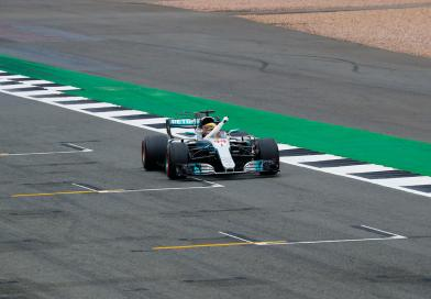 Hamilton Hails Historic British GP Win