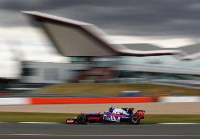 Brilliant Bottas leads British GP Free Practice