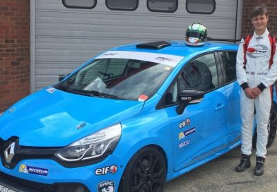 Fulk to make his Clio Cup debut at Rockingham