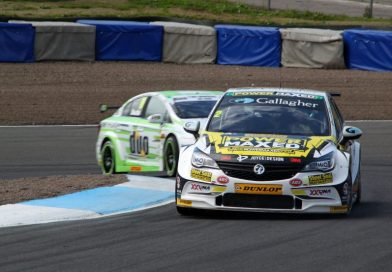 Huff to make one-off BTCC return with Power Maxed Racing