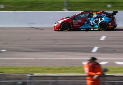 Goff claims pole 0.001s ahead of Ingram