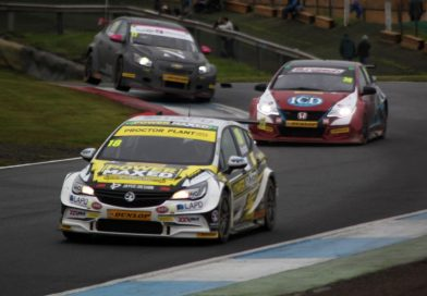 Huff open to making BTCC come-back if paid drive was offered