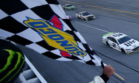 Brad Keselowski wins 2017 Alabama 500