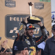 Martin Truex Jr wins Hollywood Casino 400