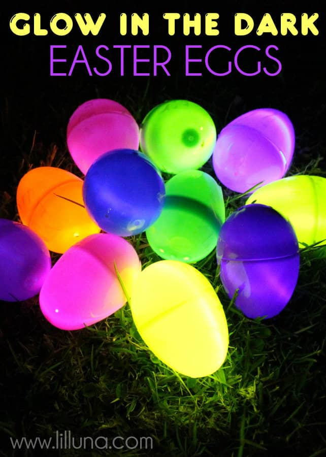 Easter Egg Hunt Ideas - Over the Big Moon