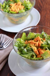 Carrot Ginger Salad Dressing
