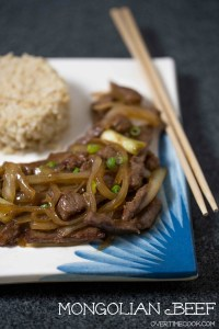 mongolian beef on OvertimeCook