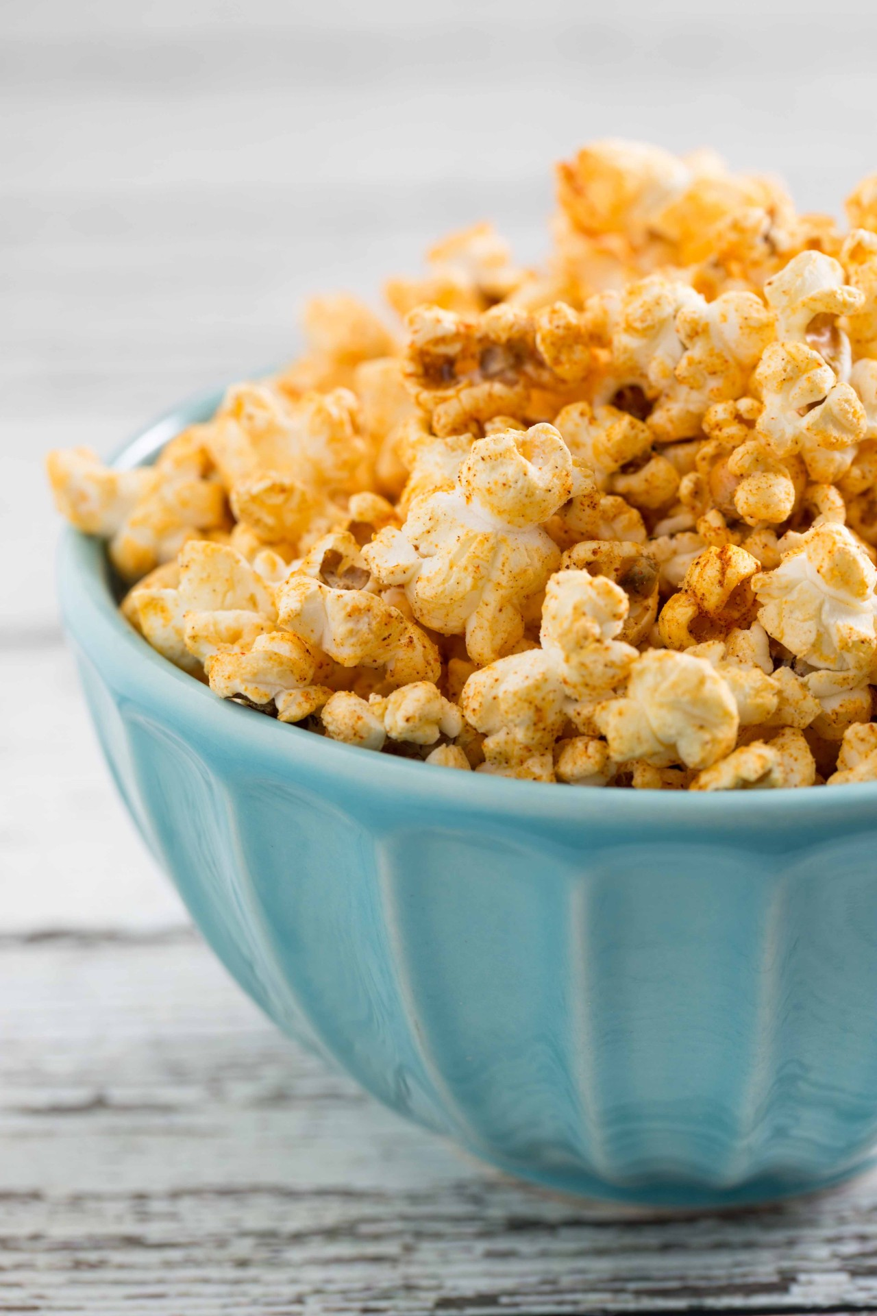 Homemade Barbecue Popcorn - Overtime Cook