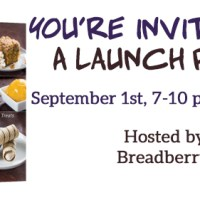 You're Invited To...A Something Sweet Launch Party!
