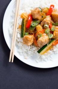 10-Minute Teriyaki Chicken Stir-Fry