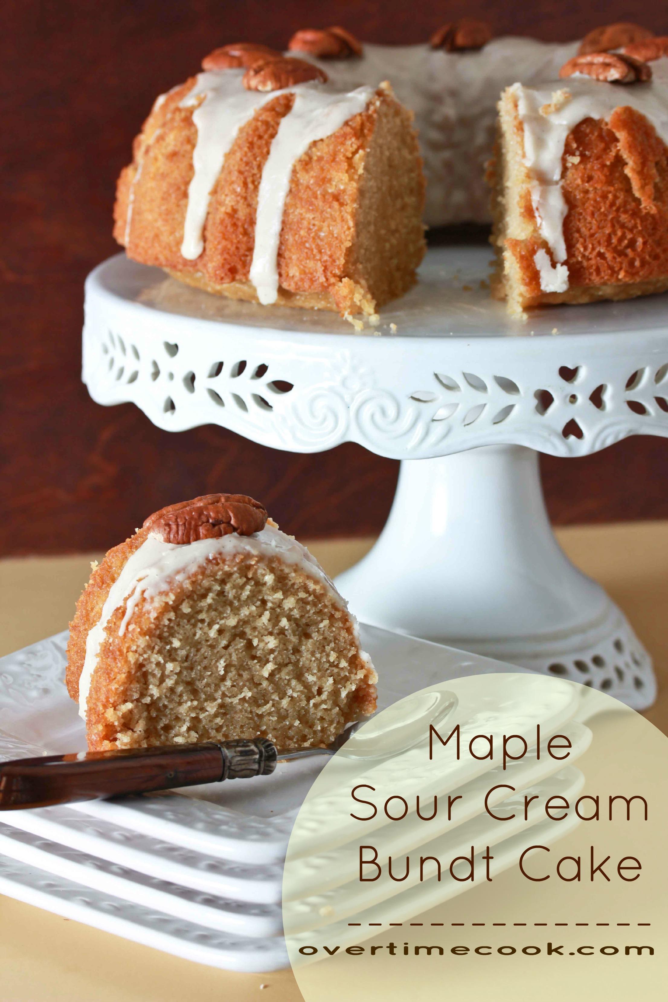 national bundt cake maple morning cake maple bundt cake when i ...