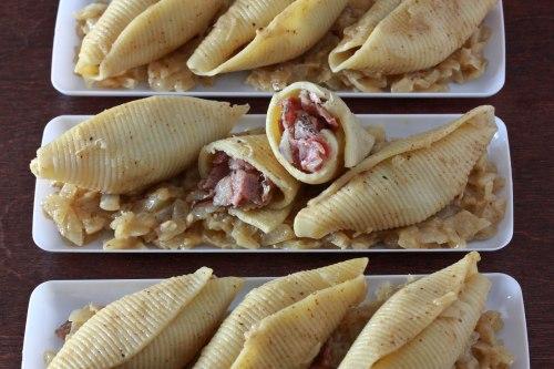 pastrami shells 1