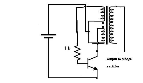 re joule thief circuit diagrams etc