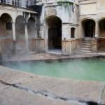 Travel Photography – Ancient Roman Baths in Bath, England