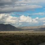 Burning Man Pics: Storm Encroaching the Playa