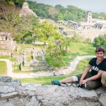Slowly Melting Away in Palenque, Mexico