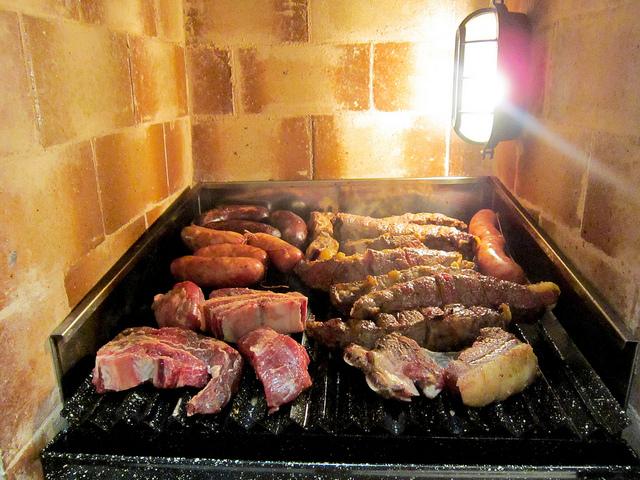 steak in argentina