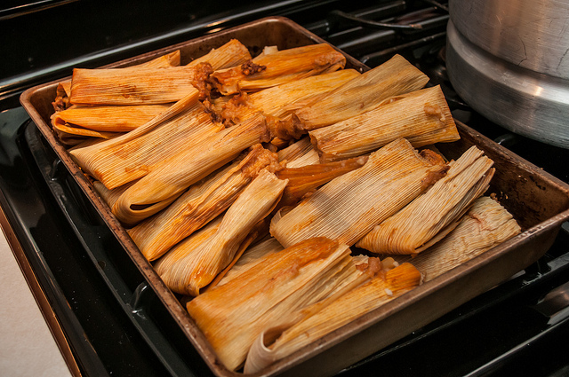 recipe for tamales