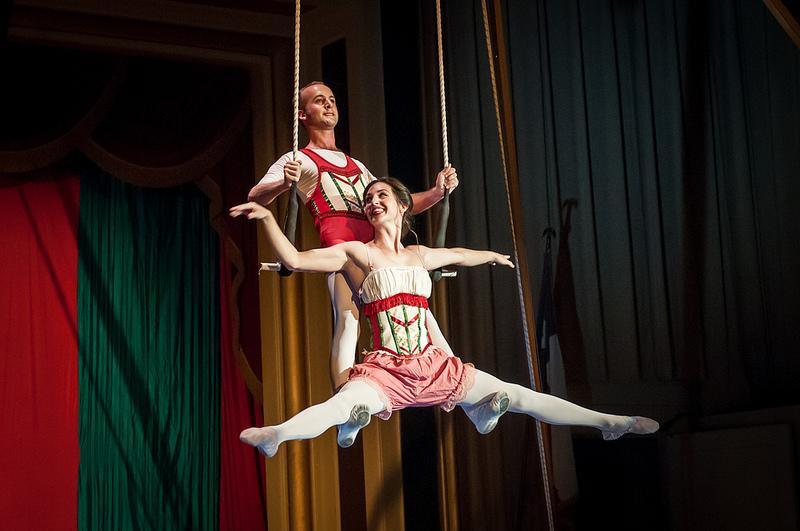 trapeze Sky Candy