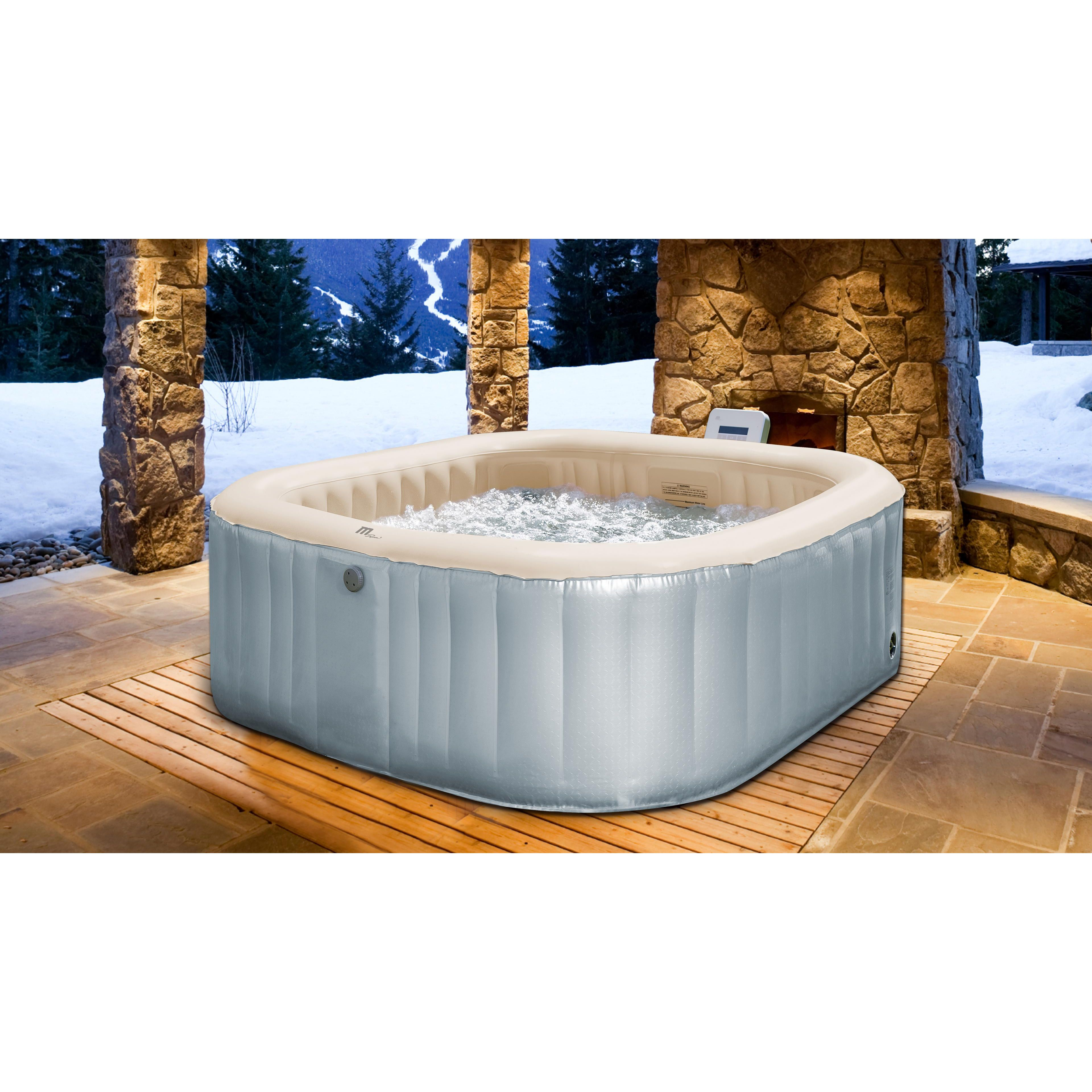 Spa Exterieur 6 Places Spa Gonflable 6 Places Jacuzzi Gonflable