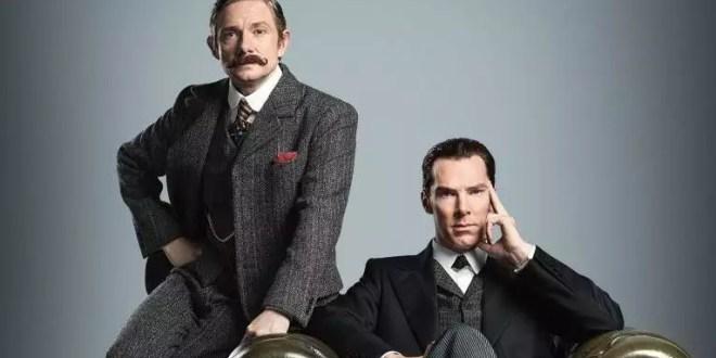 Sherlock   Episódio especial ganha novo trailer, título e data de ...